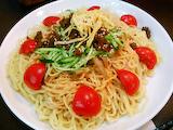 「竹林坊」冷拌坦々麺