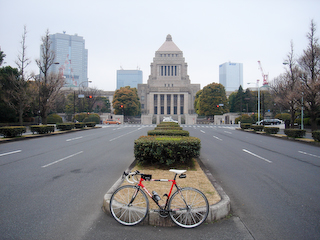 20090405TOKYOサイクリング7国会議事堂