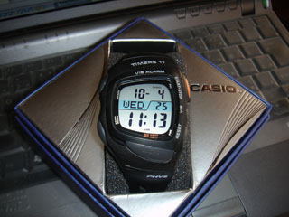 casio PHYS RFT-100WC