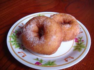 モアリッチのドーナツ