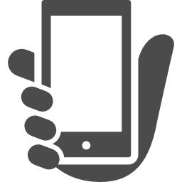 スマートフォンのフリーイラスト11