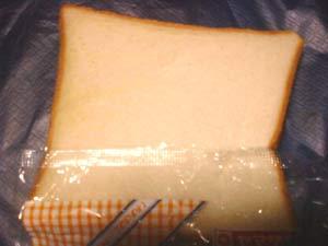 じゃパン食パン本体