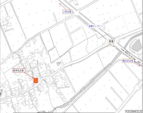 東御市 地図