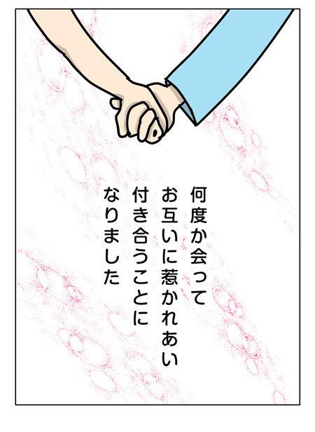 040_1_03【婚活漫画】37話~39話 高学歴君と付き合う