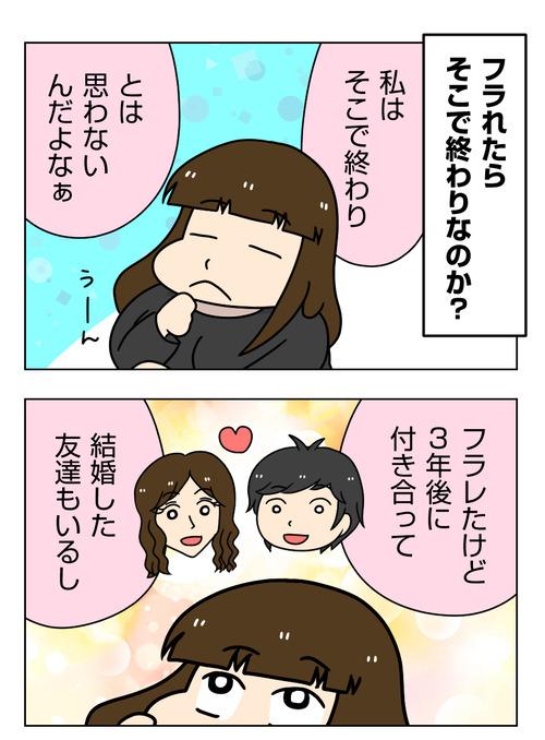 フラれたらそこで終わり?【婚活漫画 番外編】1_1_01