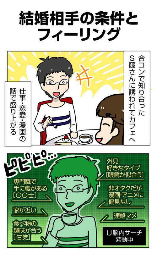 太めオタク女の婚活18話_01