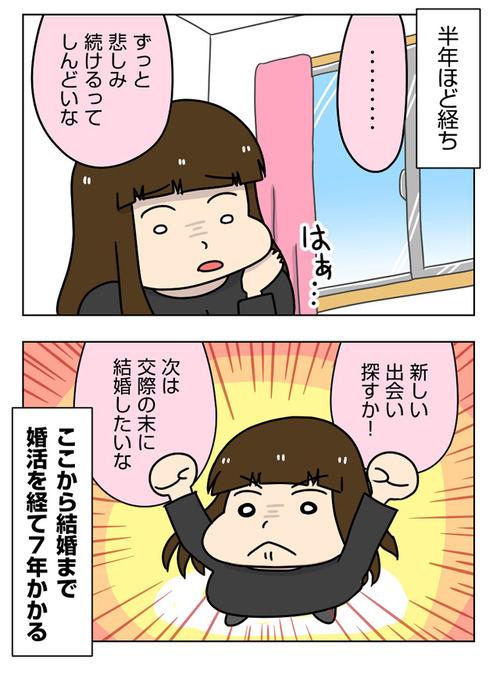 太めオタク女の婚活1話_03
