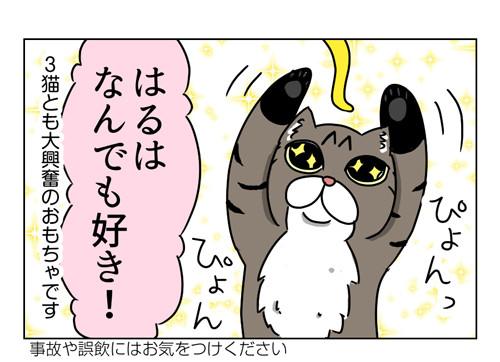 うちの猫たちが大興奮のおもちゃ_2_01
