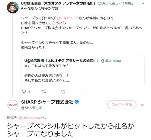 番外編_シャープ株式会社