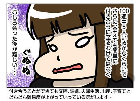 036_1_03【婚活漫画】34~35話ネット婚活の決裂パターン4