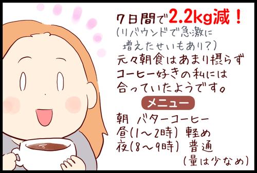 実践[バターコーヒーダイエット] &バターの効果!
