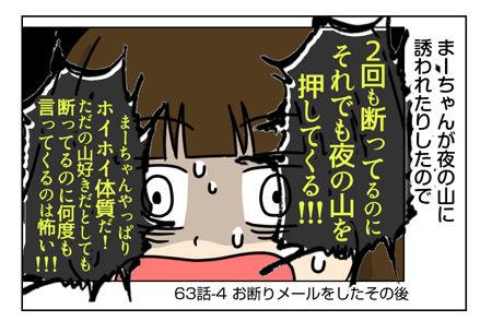 135_02【婚活漫画】66話-1合コン と 女子会 と 新しいお店
