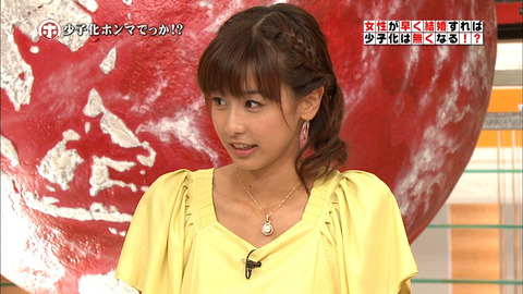 加藤綾子6