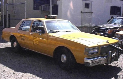 1987_Chevrolet_Caprice_New_York_Taxi_Cab