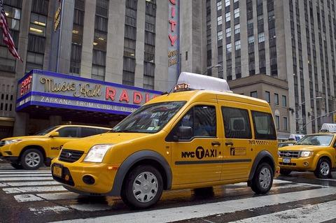 transit taxi