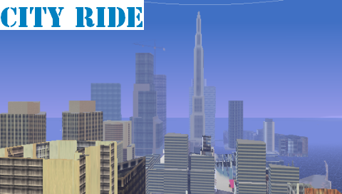 City Ride cut 2