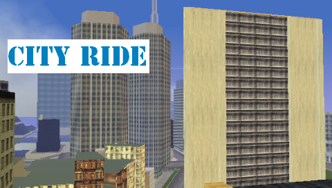 City Ride cut 1