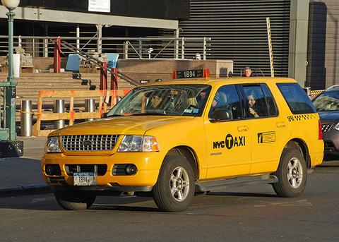 Explorer Taxi