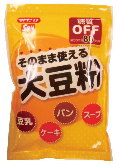そのまま使える大豆粉