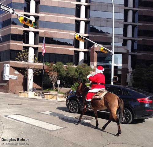サンタクロース20141221