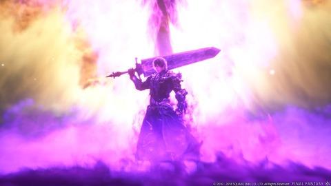 【FF14】パッチ5.0「漆黒のヴィランズ」の主人公ジョブは暗黒騎士で確定!!ファミ通吉田P&横澤氏インタビュー要約まとめ