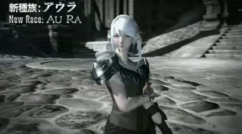 New Race Announced! The Au Ra - Page 53