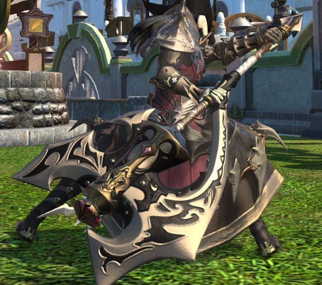 【FF14】戦士はどんな斧が好き?オススメのミラプリ武器を挙げていく!【画像有】 馬鳥速報