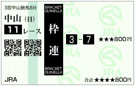 120415中山11R枠連01
