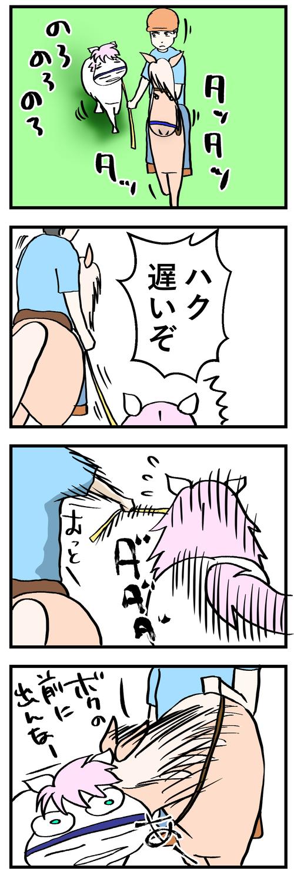 ハク伴走1