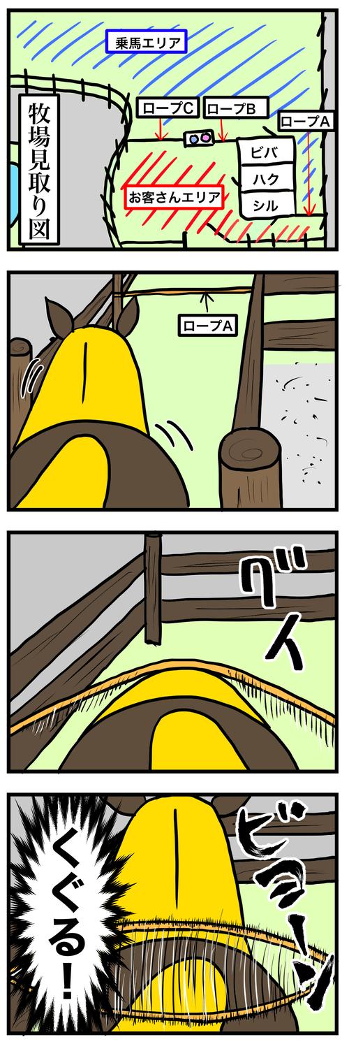 ロープの意味なし1