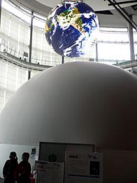 日本科学未来館のメガスター2