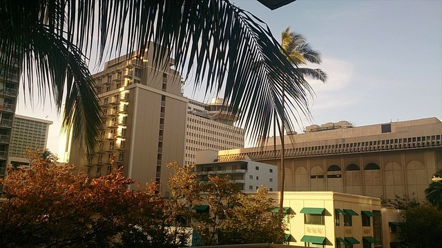 ホテルの朝_R