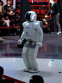 ASIMOくん