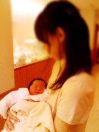 姪っ子誕生!