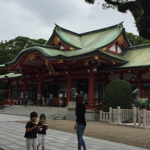 2017625 神戸試打会&神社_170627_0023