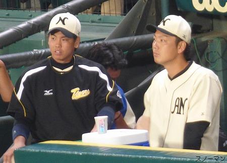 1111阪神巨人MLB44