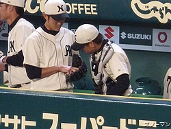 1111阪神巨人MLB23
