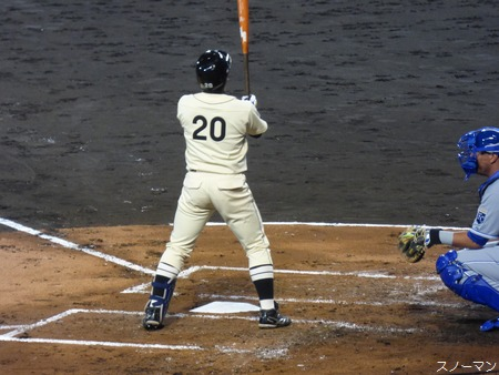 1111阪神巨人MLB18