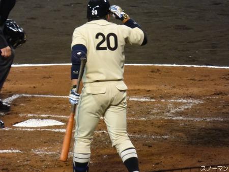 1111阪神巨人MLB17
