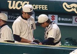 1111阪神巨人MLB25