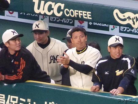 1111阪神巨人MLB35