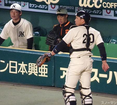 1111阪神巨人MLB27