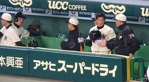 1111阪神巨人MLB30