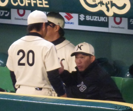 1111阪神巨人MLB34