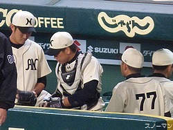 1111阪神巨人MLB22