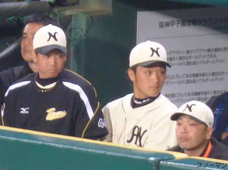 1111阪神巨人MLB47