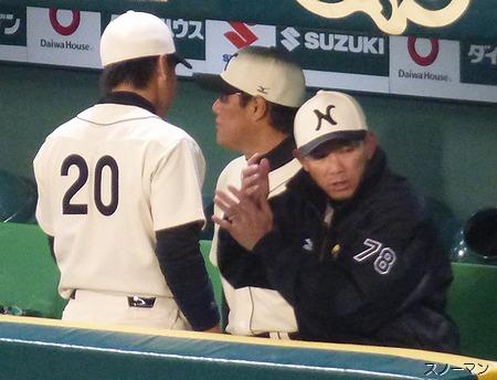 1111阪神巨人MLB33