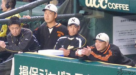 1111阪神巨人MLB45