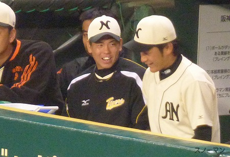 1111阪神巨人MLB46