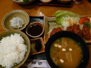 出来たて豆腐と和食